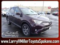 Delivers 28 Highway MPG and 22 City MPG! This Toyota
