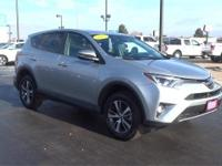 2018 Toyota RAV4 XLE AWD 6-Speed Automatic 2.5L