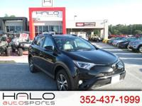 2018 TOYOTA RAV4 XLE FULLY LOADED WITH NAVIGATION AND