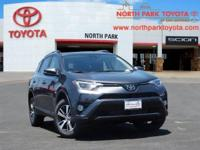 2018 Toyota RAV4 XLE Black. 30/23 Highway/City MPGEmail