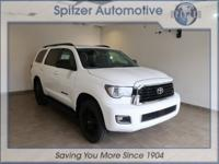 $4,450 off MSRP! 2018 Toyota Sequoia TRD Sport Super