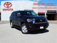 2018 Toyota Sequoia SR5 6-Speed Automatic