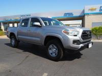 Check out this 2018 Toyota Tacoma SR. Its Automatic