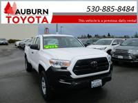 LOW MILES, 4WD, BLUETOOTH!  This 2018 Toyota Tacoma