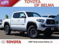 2018 Toyota Tacoma 4D Double Cab 4WD V6 TRD Offroad V6