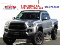 LIFTKIT * WHEEL & TIRE PACKAGE * TRD GRILL * WHEEL