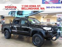 LIFTKIT * OFF-ROAD WHEELS AND TIRES * ROOF RACK * TRD