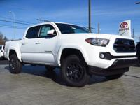 This Tacoma  has many valuable options! Bluetooth