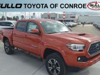 04x0/ 2018 Toyota Tacoma TRD Sport  Let the team at