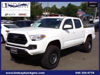 CARFAX One-Owner. Clean CARFAX. 4D Double Cab, 6-Speed