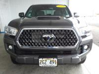 Only 9,615 Miles! This Toyota Tacoma boasts a Regular
