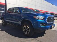 This 2018 Toyota Tacoma TRD Sport is proudly offered by