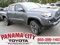 Options:  Trd Sport Package (Py)  -Inc: Sport Grade