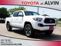 4WD. $1,907 off MSRP! Recent Arrival! 2018 Toyota