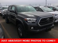 $1,557 off MSRP! Tacoma SR5, 4D Double Cab, V6, 6-Speed