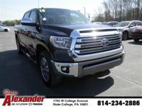 2018 Toyota Tundra FRESH TRADE, JUST ARRIVED, 4WD, 12