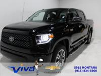 2018 Toyota Tundra 4WD 6-Speed Automatic Electronic