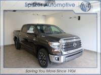 $3,342 off MSRP! 2018 Toyota Tundra 1794 Smoked