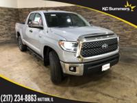 Cement 2018 Toyota Tundra SR5 TRD Off-Road, Audio,