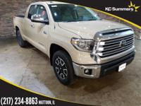 Quicksand 2018 Toyota Tundra Limited TRD Off-Road,