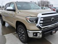 Quicksand 2018 Toyota Tundra Limited 4WD 6-Speed