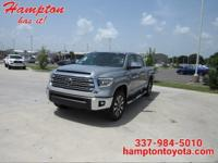 You can find this 2018 Toyota Tundra 4WD Limited and