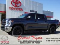 Blk,Blk/C. Magnetic Gray Metallic 2018 Toyota Tundra