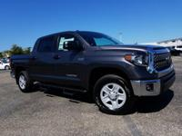 Magnetic Gray 2018 Toyota Tundra SR5 CrewMax 4WD