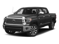 Recent Arrival! 2018 Toyota Tundra SR5 CrewMax i-Force
