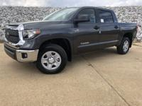 Magnetic Gray 2018 Toyota Tundra SR5 4WD 6-Speed