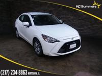Frost 2018 Toyota Yaris iA Safety Sense-C FWD 6-Speed