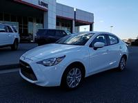 $643 off MSRP! 2018 Toyota Yaris iA Frost Factory MSRP: