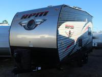 Brand new travel trailer - toy hauler with bunks and