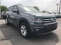 2018 Volkswagen Atlas SE 4Motion AWD 8-Speed Automatic
