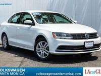 Excellent Condition, Volkswagen Certified, ONLY 6,424
