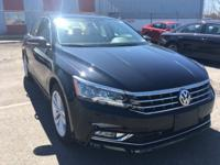 2018 Volkswagen Passat 2.0T SE w/Technology FWD 6-Speed