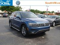 New Price! $1,250 off MSRP! 2018 Volkswagen Tiguan SEL