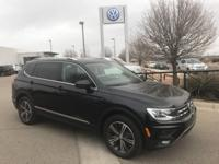 New Price! Pearl 2018 Volkswagen Tiguan SEL 4Motion AWD