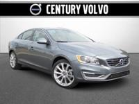 2018 Volvo S60 Inscription T5 Platinum Factory MSRP: