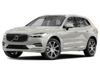 2018 Volvo XC60 T6 R-Design 27/21 Highway/City MPG