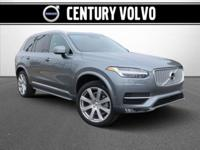 2018 Volvo XC90 T6 Inscription Factory MSRP: $64,290