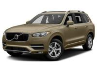 2018 Volvo XC90 T6 Momentum 27/20 Highway/City MPG