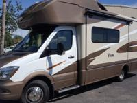 2018 Winnebago View Mercedes Diesel   4370 miles  $