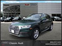 This 2018 Audi Q5 Premium Plus is proudly offered by
