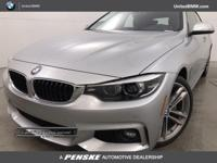 M SPORT ! BMW RETIRED COURTESY VEHICLE. APR as low as