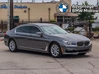 We are excited to offer this 2018 BMW 7 Series. This