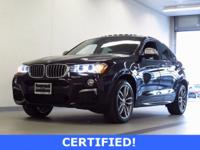 BMW CERTIFIED EXECUTIVE DEMO! LOADED!! M SPORT PACKAGE,