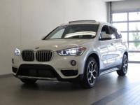 2018 BMW X1 LOADED WITH CONVIENCE PACKAGE, 18 WHEELS,