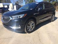Ebony Twilight Metallic 2018 Buick Enclave Avenir FWD