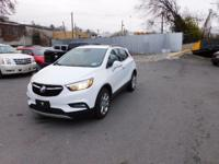 This 2018 Buick Encore 4dr Preferred II features a 1.4L
